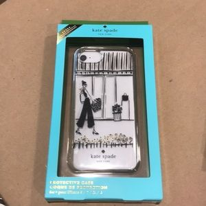 NIB Kate Spade iPhone Case